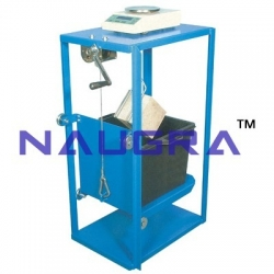 Civil Engineering Lab Equipment Manufacturer, Naugra Group have been